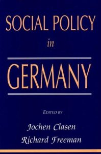 Social Policy in Germany